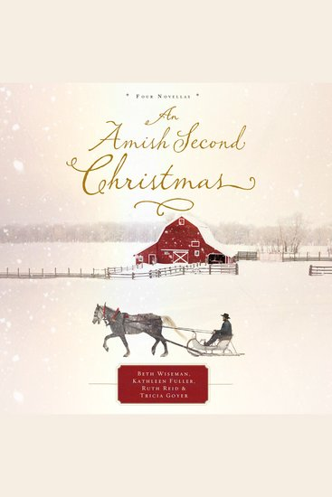 Amish Second Christmas An - cover
