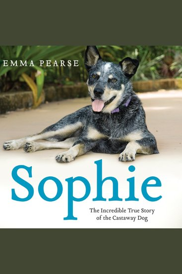Sophie - The Incredible True Story of the Castaway Dog - cover