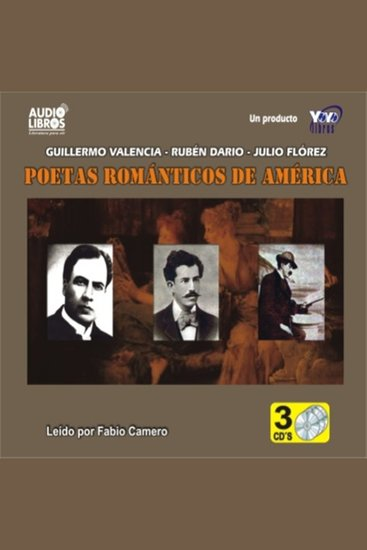 Poetas Románticos De América - cover