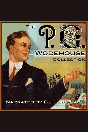 The PG Wodehouse Collection - cover
