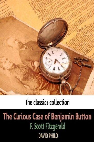 The Curious Case of Benjamin Button - cover
