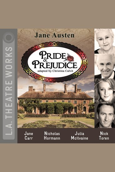 Pride and Predjudice - cover