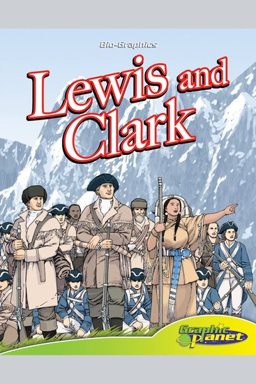 Lewis and Clark - cover
