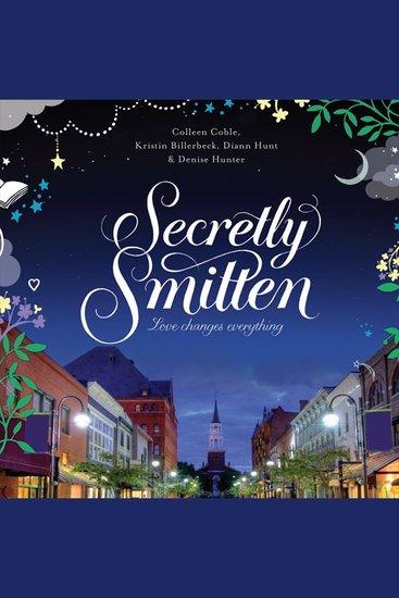 Secretly Smitten - cover