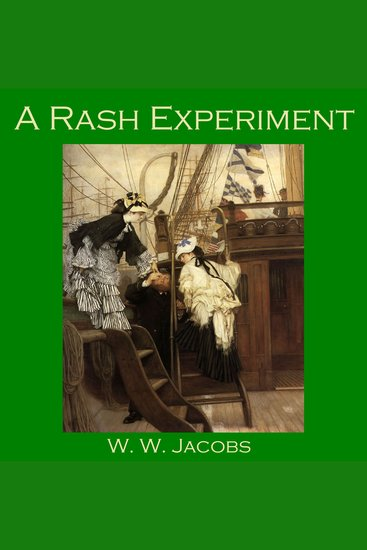 A Rash Experiment - cover