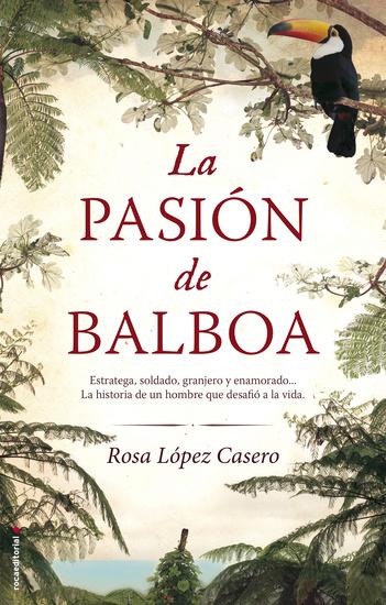 La pasión de Balboa - cover