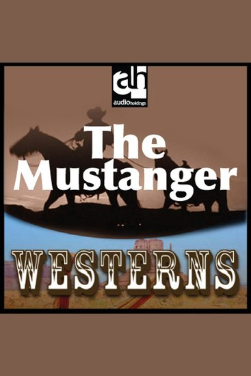 The Mustanger - cover