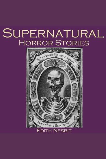 Supernatural Horror Stories - cover