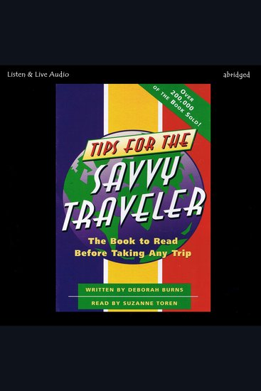 Tips for the Savvy Traveler - cover