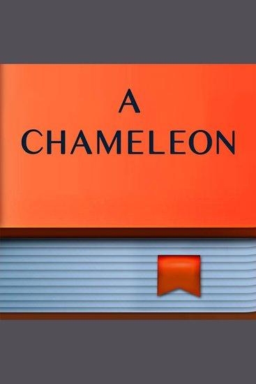 A Chameleon - cover