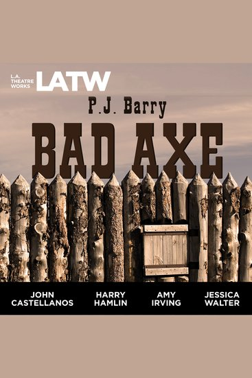 Bad Axe - cover