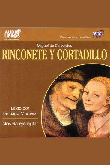 Rinconete Y Cortadillo - cover