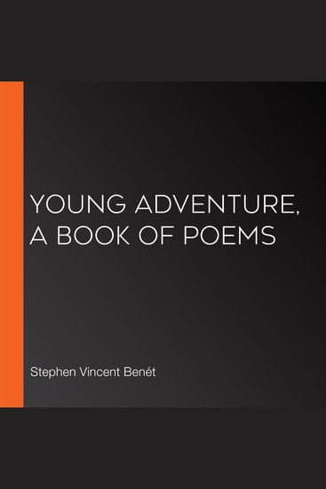 Young Adventure A Book of Poems - cover