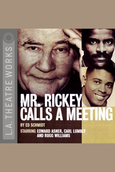 Mr Rickey Calls a Meeting - cover