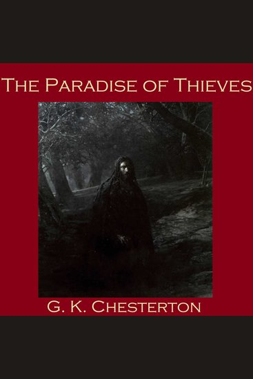 The Paradise of Thieves - cover