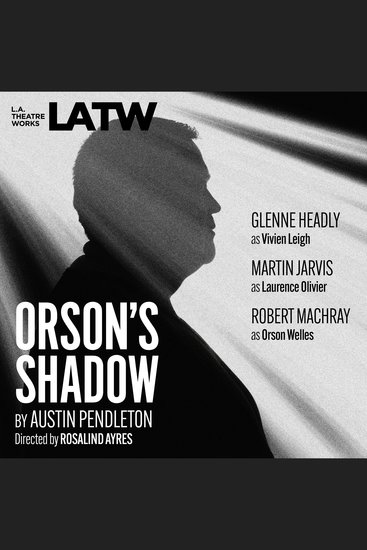 Orson's Shadow - cover