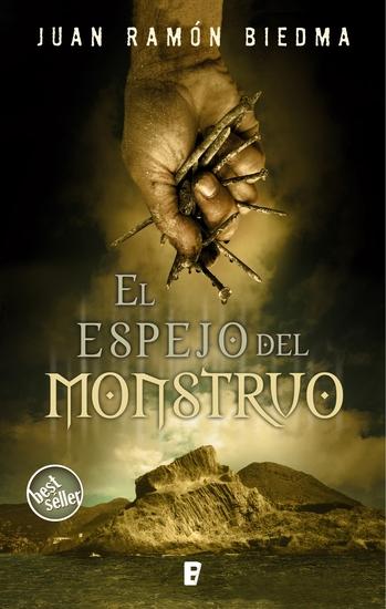 El espejo del monstruo - cover