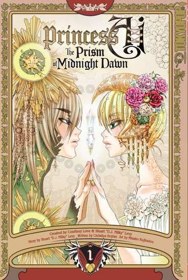 Princess Ai: Prism of Midnight Dawn #1 - cover