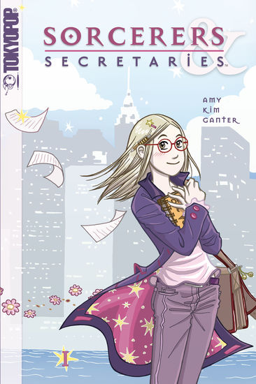 Sorcerers and Secretaries #1 - cover