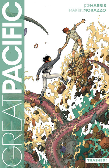 Great Pacific Vol 1 - cover