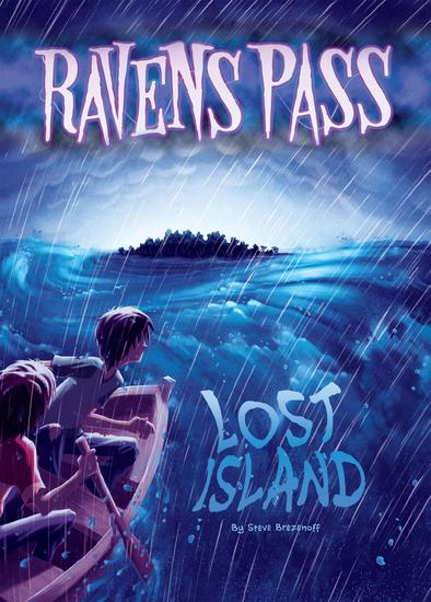 Lost Island - cover