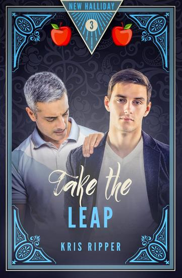 Take the Leap - New Halliday #3 - cover