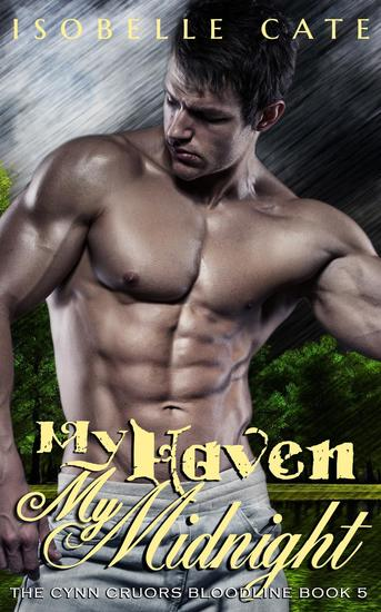 My Haven My Midnight - The Cynn Cruors Bloodline Series #5 - cover