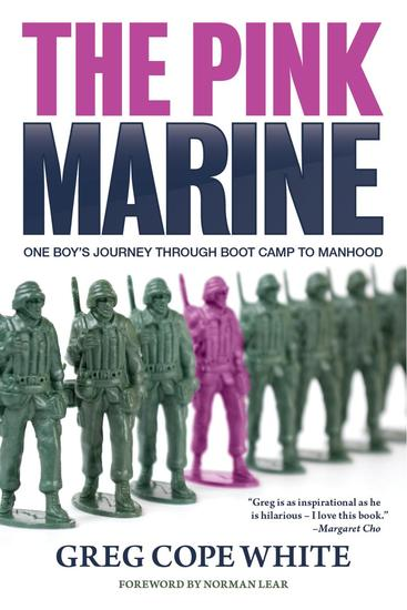 The Pink Marine - cover