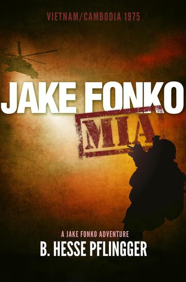 Jake Fonko MIA - Jake Fonko #1 - cover