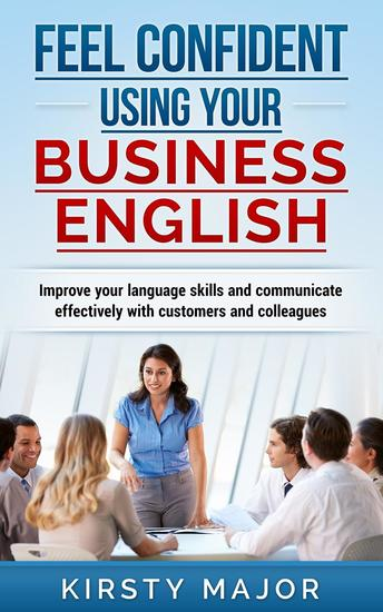 Feel confident using your business English - cover