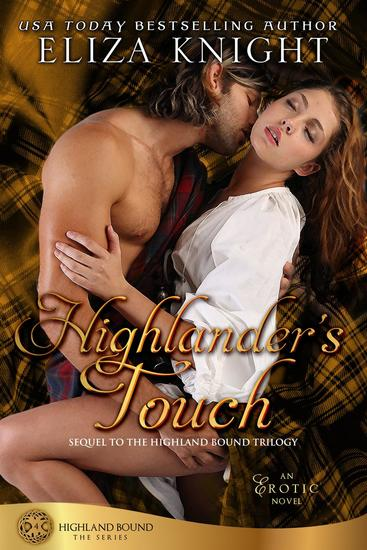 Highlander's Touch - Highland Bound - cover