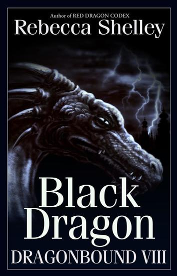 Dragonbound VIII: Black Dragon - cover
