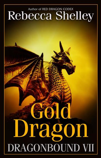 Gold Dragon - Dragonbound #7 - cover