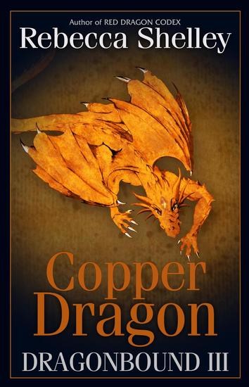 Dragonbound III: Copper Dragon - cover
