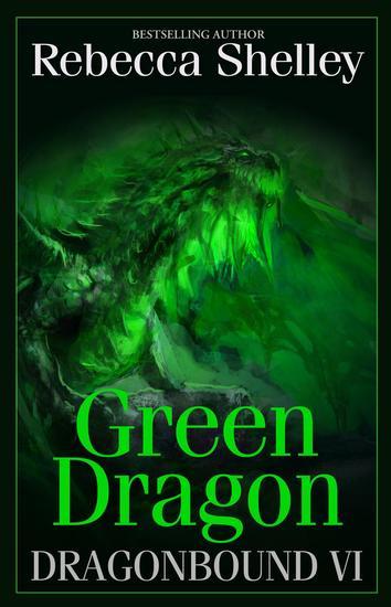 Dragonbound VI: Green Dragon - Dragonbound #6 - cover