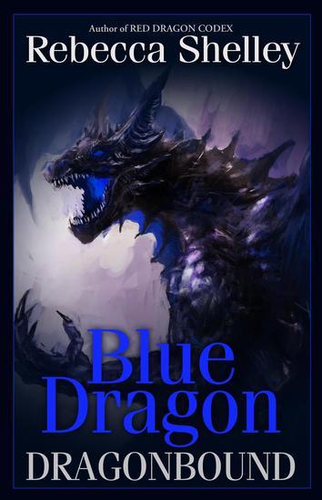 Dragonbound: Blue Dragon - Dragonbound #1 - cover