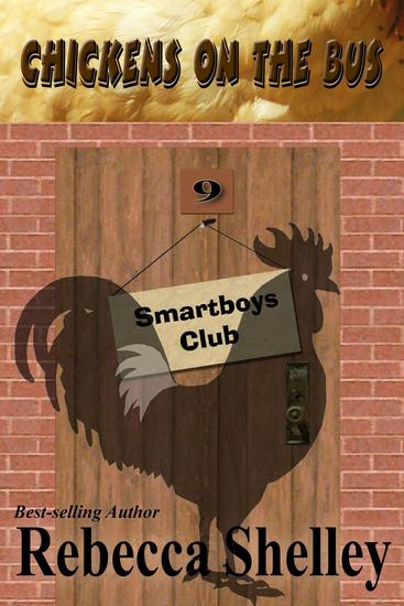 Chickens on the Bus - Smartboys Club #9 - cover