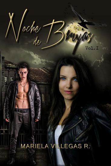 """""""Noche de Brujas"""" - Saga Noche de Brujas #1 - cover"""