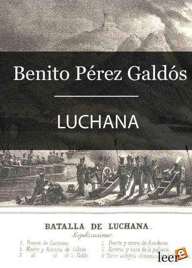 Luchana (Episodios Nacionales III - 4) - cover