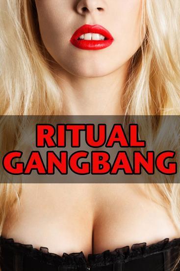 Ritual Gangbang (a virgin secret society group sex paranormal erotica) - cover