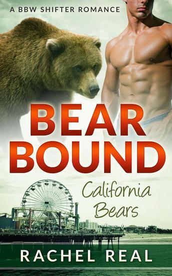 Bear Bound - California Bears #3 - cover