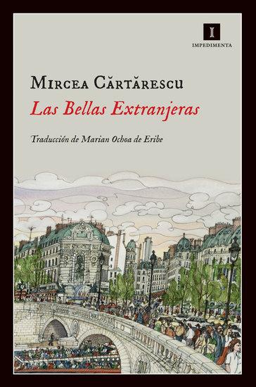 Las Bellas Extranjeras - cover
