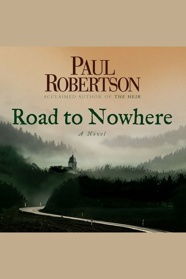 Road to Nowhere - cover