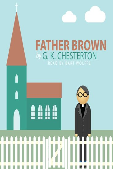 Father Brown - cover