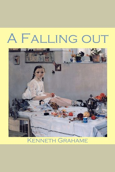 A Falling Out - cover