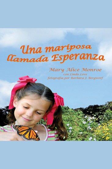 Una mariposa llamada Esperanza - cover