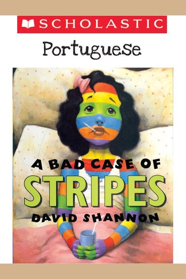 Bad Case of Stripes A (Portuguese) - cover