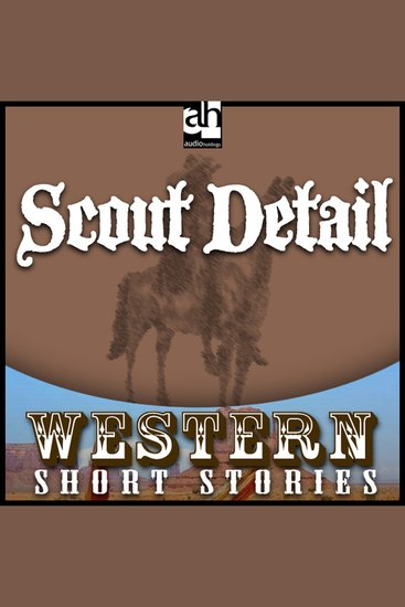 Scout Detail - cover