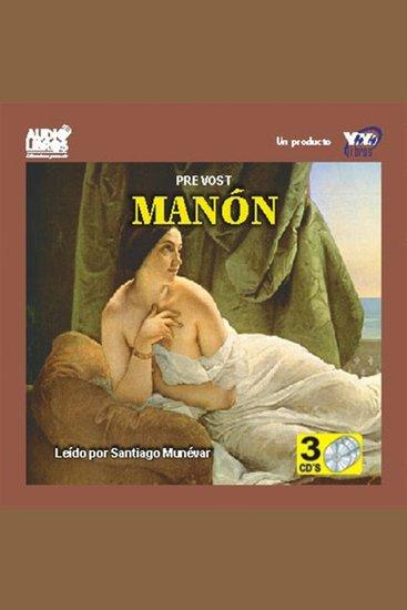 Manon - cover