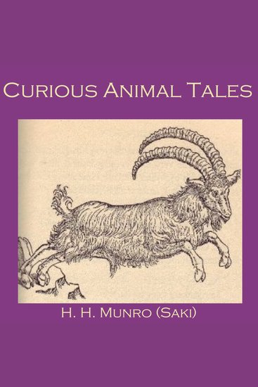 Curious Animal Tales - cover